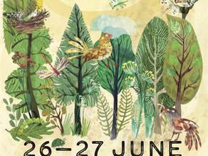 Wealden Literary Festival 2021   Saturday 26th June & Sunday 27th June 2021