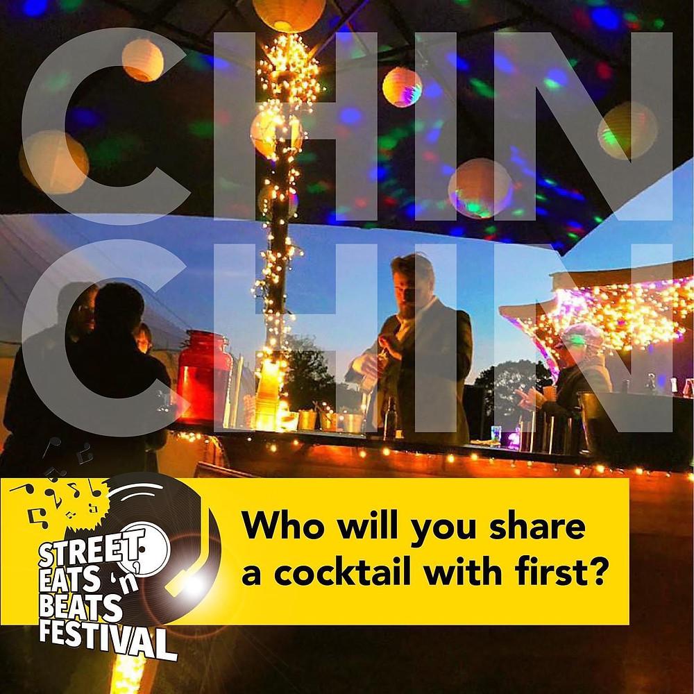 Chin Chin Mobile Bars at Street Eats 'n' Beats Festival 2021