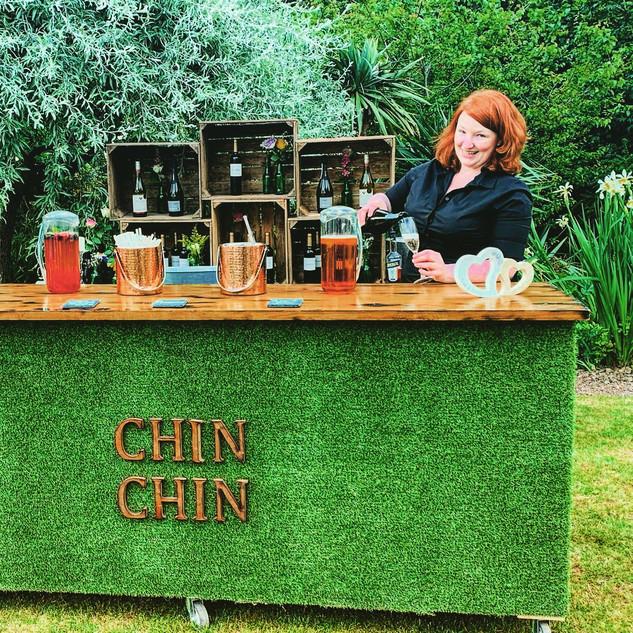 Chin Chin Lawn Bar