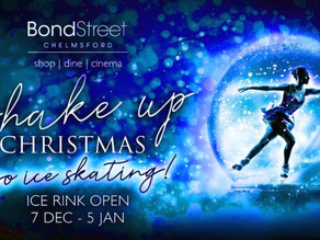 Visit Chin Chin Festive Bar at Bond Street Chelmsford Christmas Ice Rink!