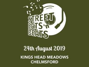 Street Eats 'n' Beats 2019 | Chin Chin Caravan Bar at Chelmsford Festival