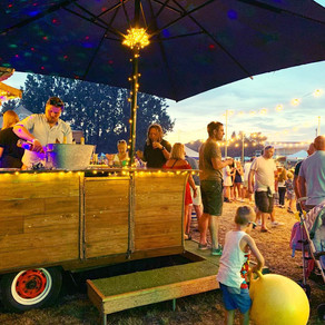 Street Eats 'n' Beats Festival 2019 | Chin Chin Mobile Bar in Chelmsford, Essex