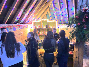 Office Christmas Party | Chin Chin Mobile Bars at Bavarian Themed Party in Maidstone