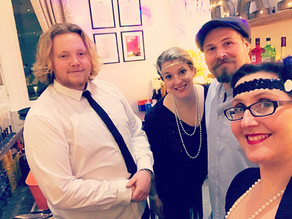 Fabulous February Great Gatsby Parties!