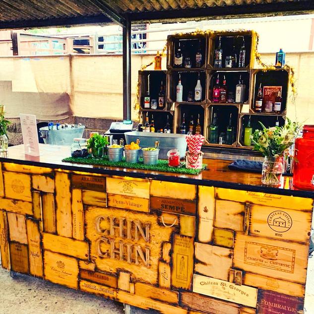Chin Chin Wine Box Bar