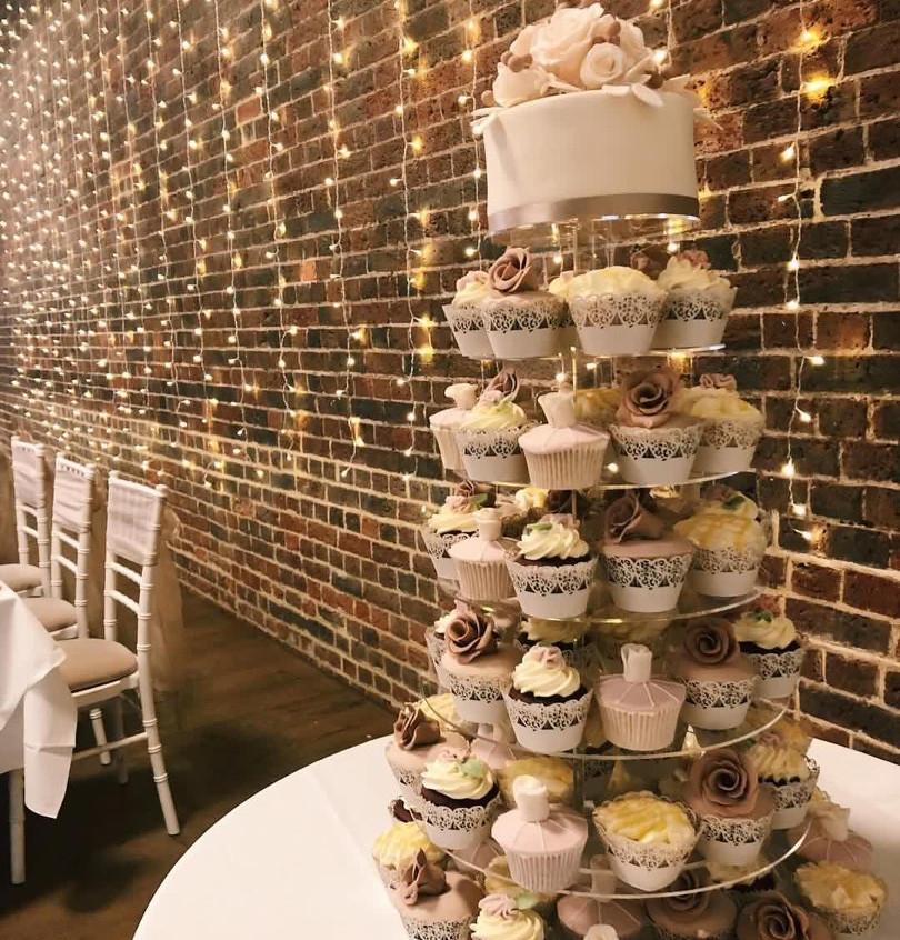 Wedding Cake at One Warwick Park