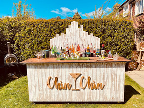 NEW FOR 2021!   The Driftwood Bar   Mobile Bar Hire