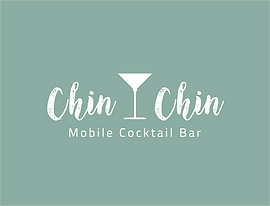 Chin Chin Mobile Cocktail Bar logo