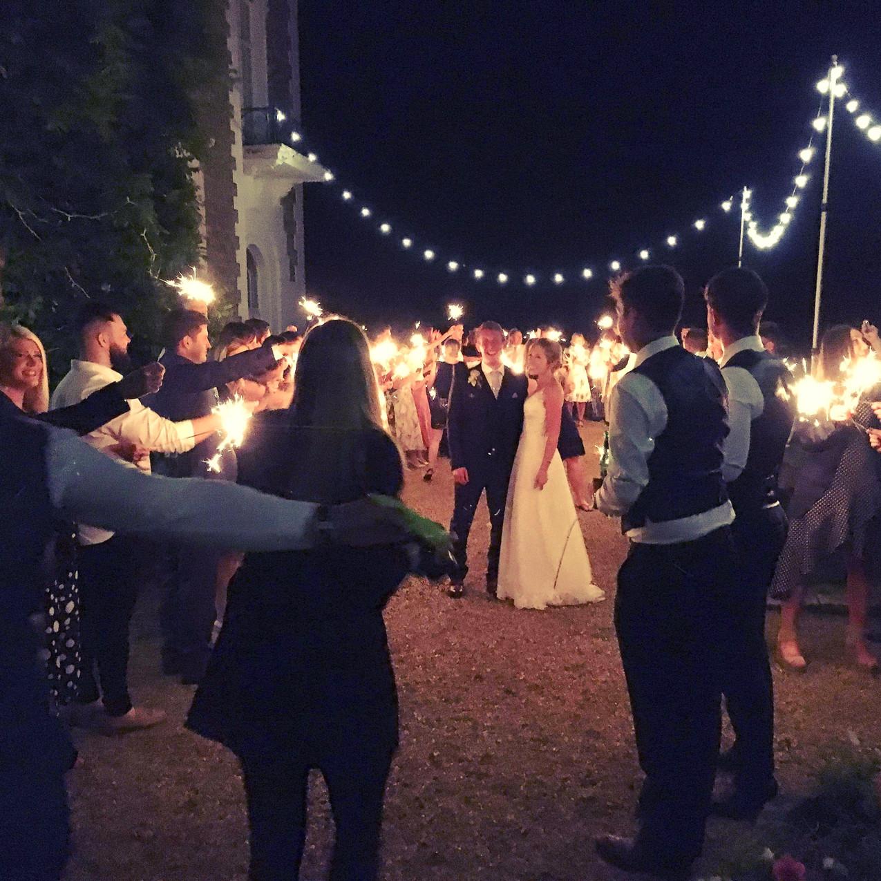 Mark & Hannah's Wedding