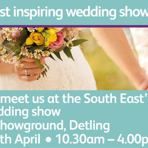 Kent Wedding Planning | County's Largest Wedding Show in Detling on Sun 14th Apr 2019