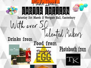 Etsy Made Local Easter Edition Free Event in Canterbury, Kent