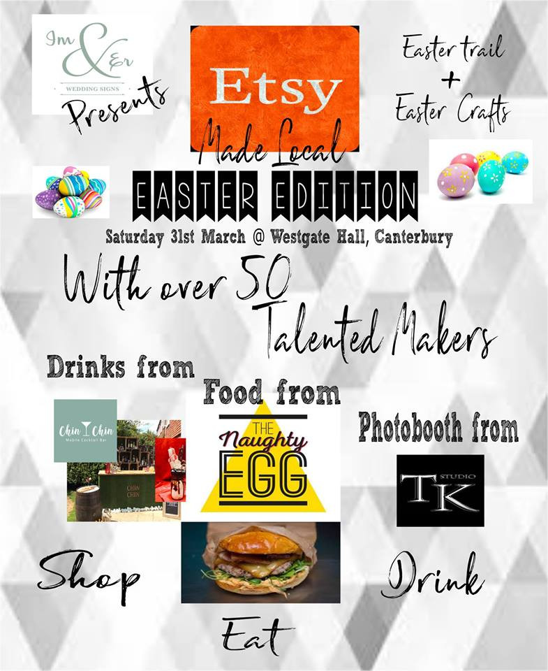 Etsy Made Local Easter Edition Event