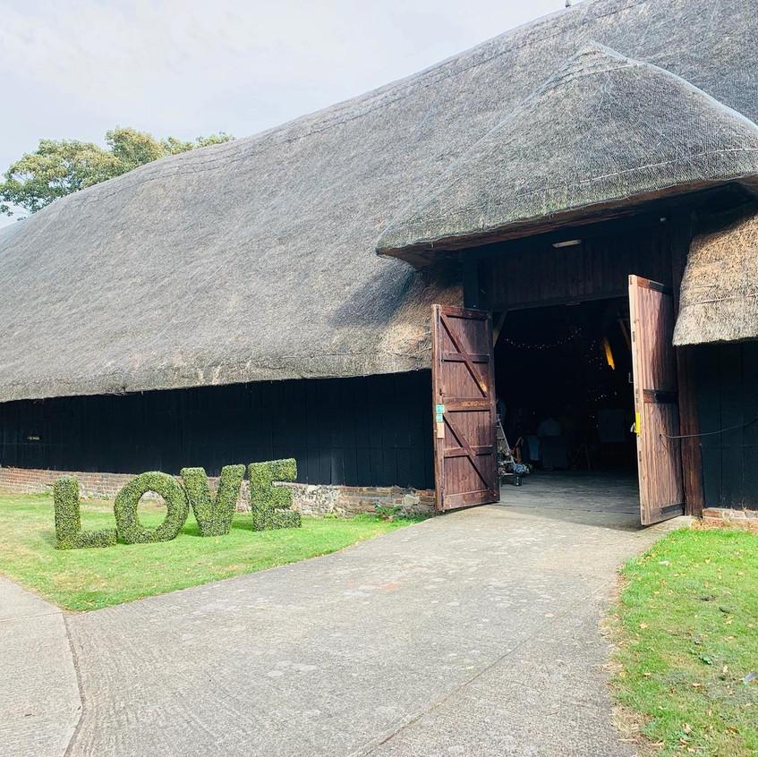 Littlebourne Barn in Kent