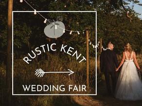 Rustic Kent Wedding Fair | Sun 16th Feb 2020 at Friday Street Farm Maidstone