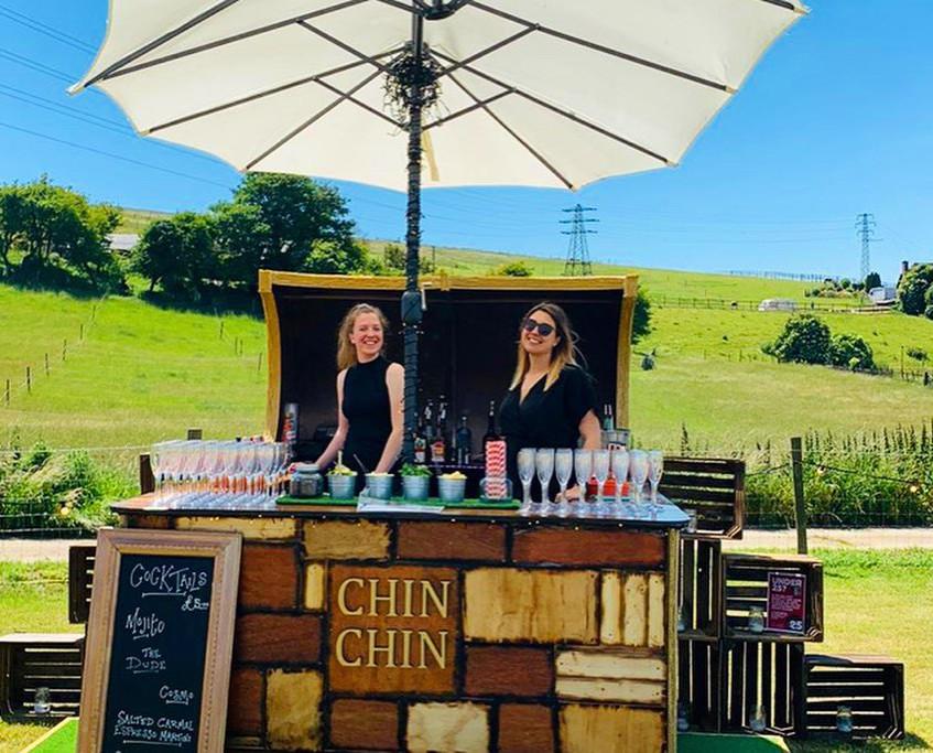 Chin Chin Caravan Bar