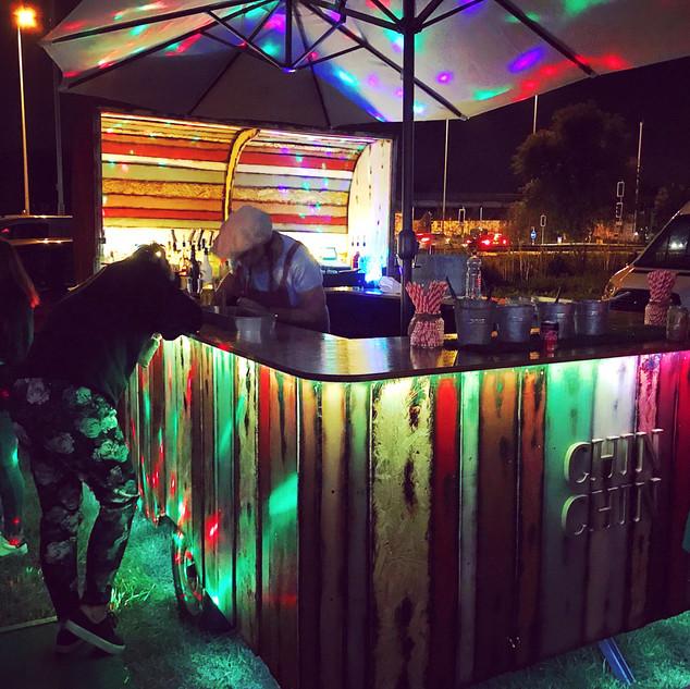 Chin Chin Festival Bar