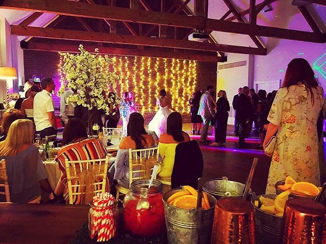 Wedding at One Warwick Park