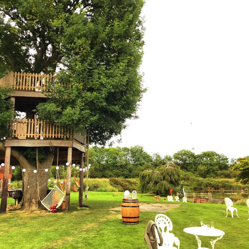 Treehouse at Rye Farm
