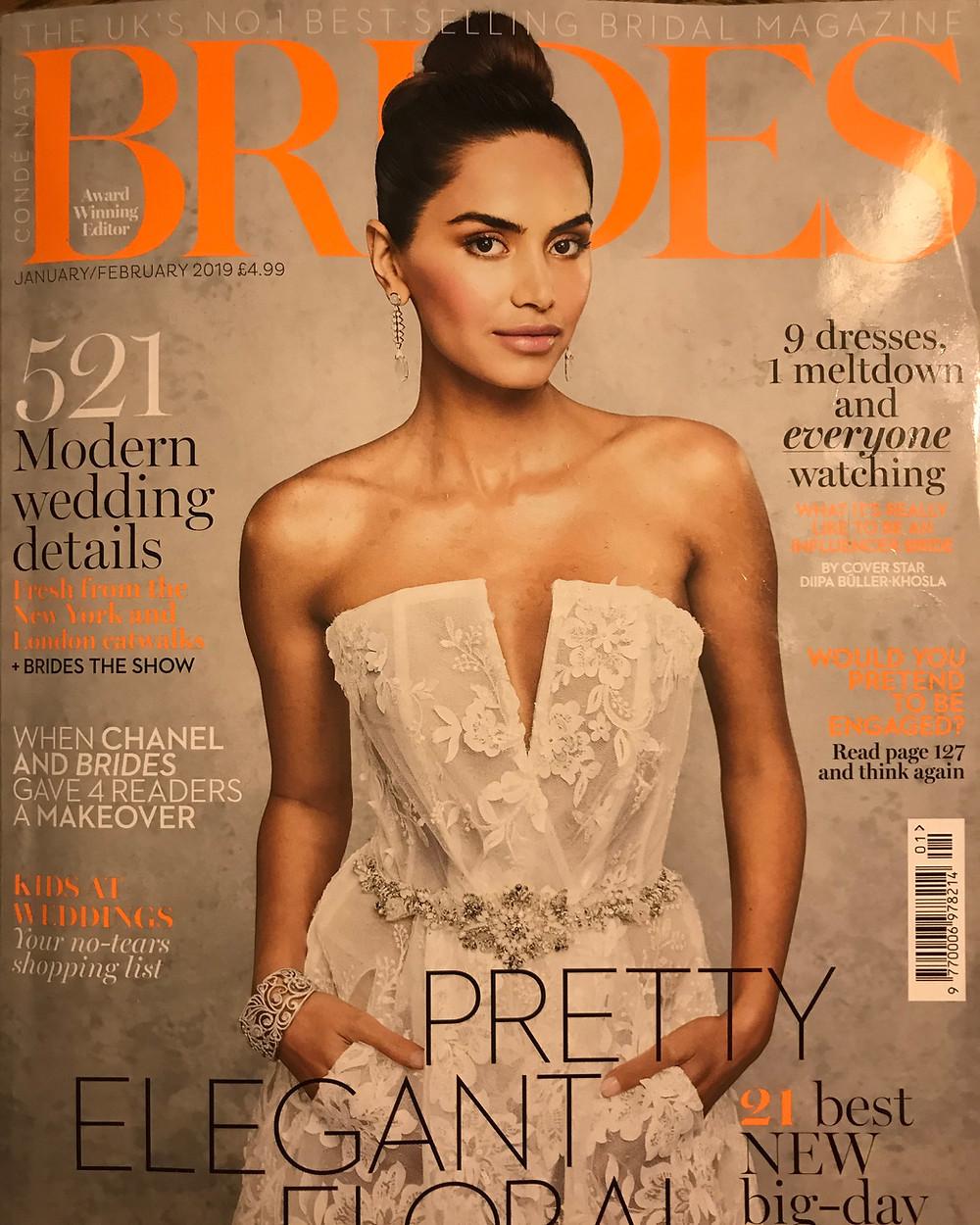 Brides Magazine January/February 2019