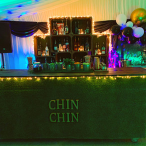 Steve's 45th Birthday Party | Chin Chin Lawn Bar in Beckenham