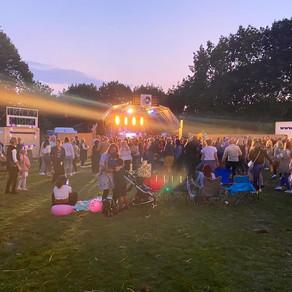 Street Eats 'n' Beats Festival 2021 | Chin Chin Caravan Bar | Chelmsford, Essex
