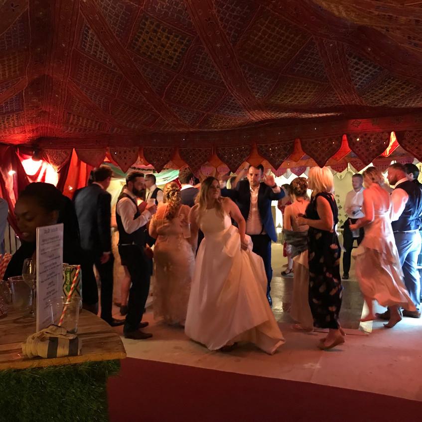 Rye Farm Wedding