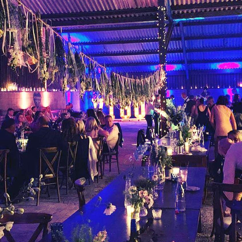 Max & Anna's Farm Wedding
