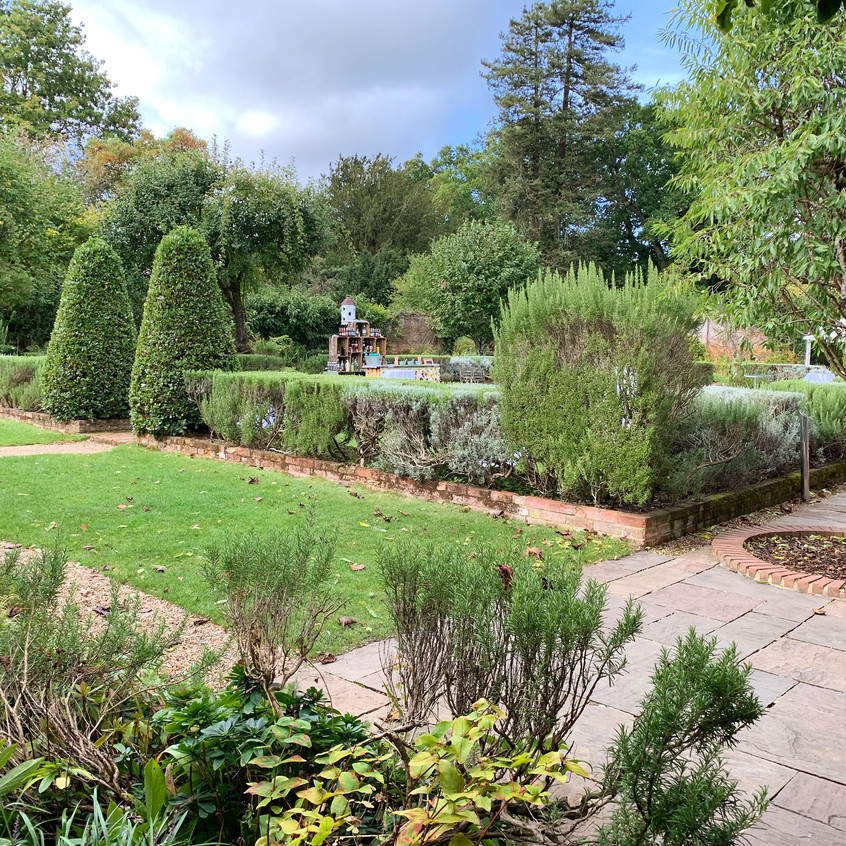 The Walled Garden at Northbrook Park