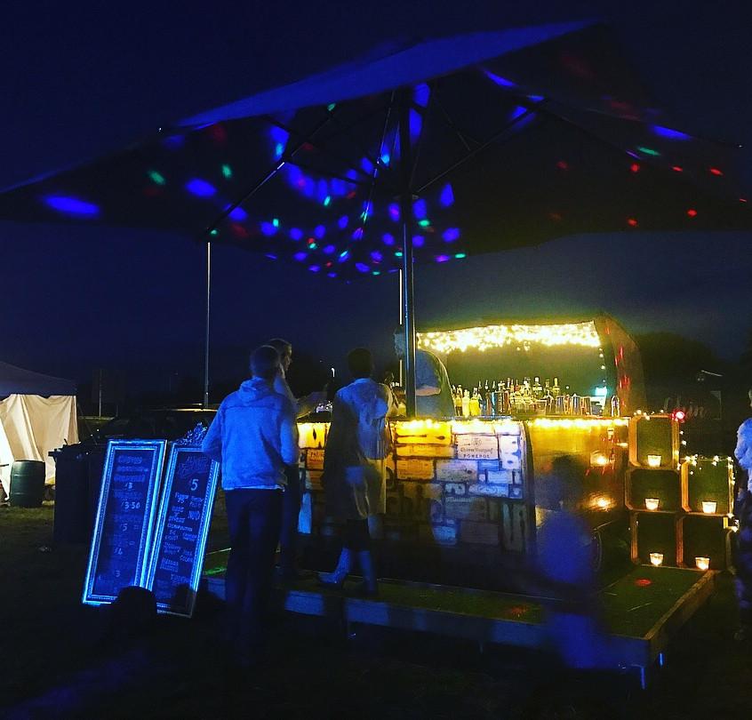 Caravan Bar at Street Eats 'n' Beats