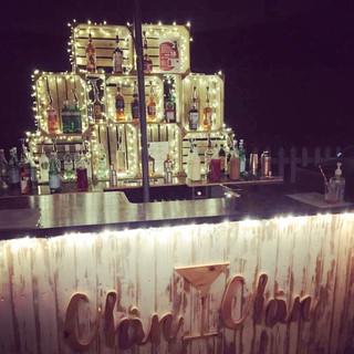 Chin Chin Driftwood Bar