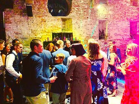 Chin Chin Wine Box Bar at Danny & Jade's