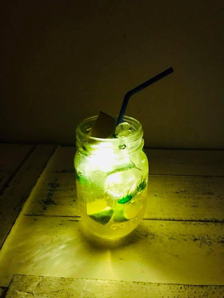 Chin Chin Neon Mojito