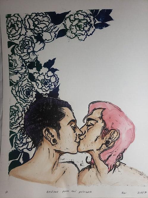 Besos Para Mi Princessa