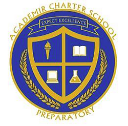 AcadeMir Charter School Preparatory Logo