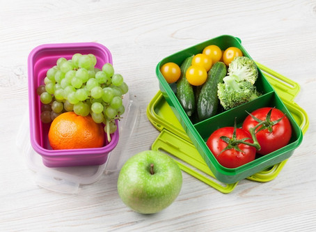 6 Tips to eat more Fruits and Vegetables. An Apple a Day? Here's How.