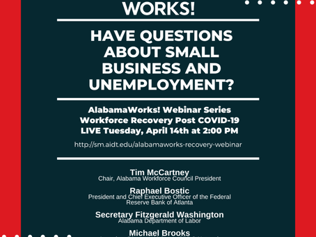 COVID-19 WORKFORCE RECOVERY WEBINAR SERIES