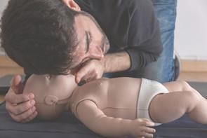 Primeros auxilios bebés Sabadell