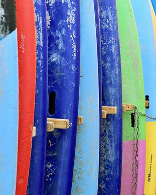 Reparaciones de equipos de surf