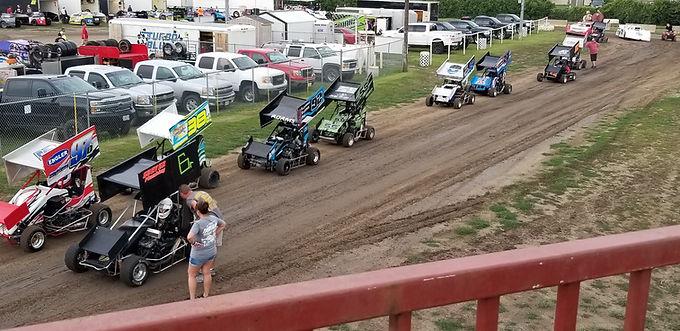 Tri-City Speedway 8/10/2018.
