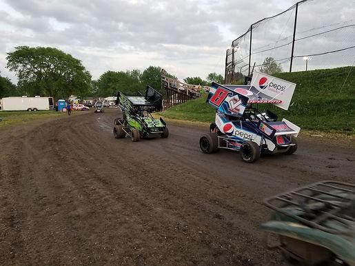 Macon Speedway 5/13/2018.