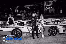 Charlie Keeven becomes Charging Charlie at 5 Flags Speedway ATPLM#1 4/29/21 3rd Place 3rd race here.