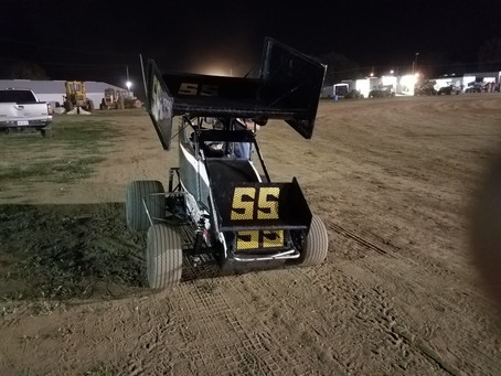 Belle Claire Speedway Meents Memorial 9/30/2017.