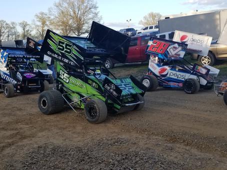 Southern Illinois Raceway 4/28/2018.