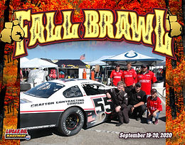 Lucas Oil Raceway Fall Brawl 9/20/20 lives up to it's name and Charlie scores 4th in CRA All Stars.