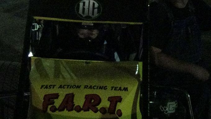 Belle Claire Speedway and Bedrock Raceway Practice.