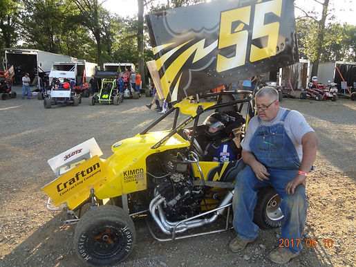 Southern Illinois Raceway 6/10/2017.