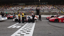 Multi-car wreck ends race 2 seconds after green flag for Charlie at Masters of the Pro's 7/18/20.
