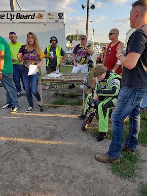 Tri-City Speedway 9/14/2018.