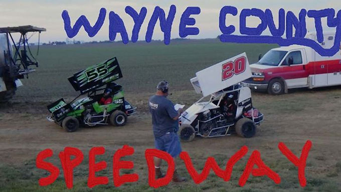 Wayne County Speedway 5/27/2018.