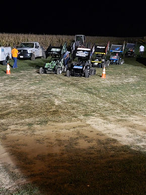 Wayne County Speedway Winged Outlaws 9/21/2018.